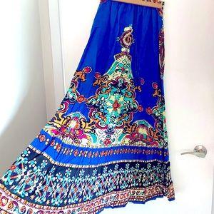 Amazing Forever21 Long Skirt